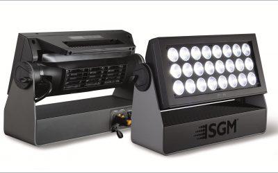 SGM LED-Scheinwerfer